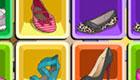 Shoe Memory Game