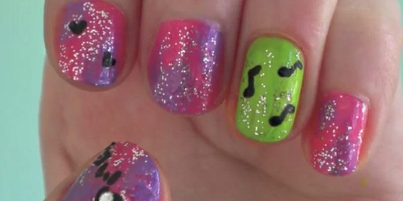 Find This Nail Art To Win 3000 Deez Fun Stuff Blog My Games 4 Girls