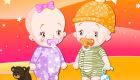 Dress Up Baby Twins