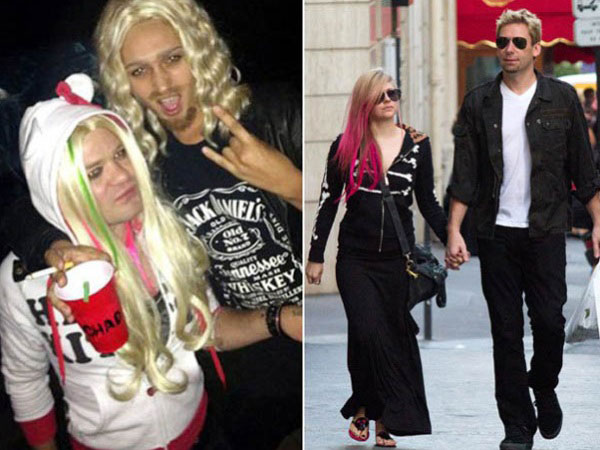 funniest celebrity halloween costume ever