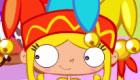 Funny Jester Girl