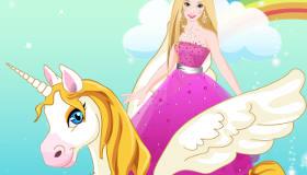 Barbie's Horse