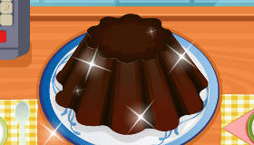 Baking Chocolate Cake