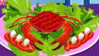 Crab Cooking Game