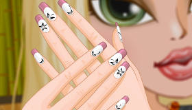 French Tips Manicure