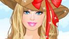Floral Dresses Barbie