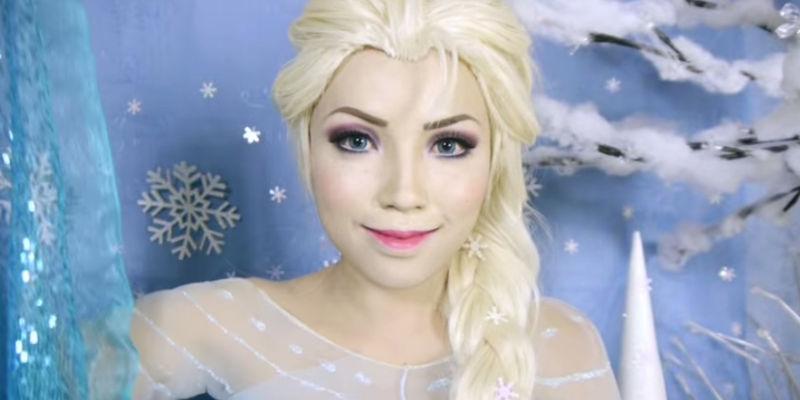 Look Like Elsa and Rapunzel With These Disney Princess Makeup Tutorials