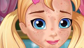 Lisa's Teenage Skin