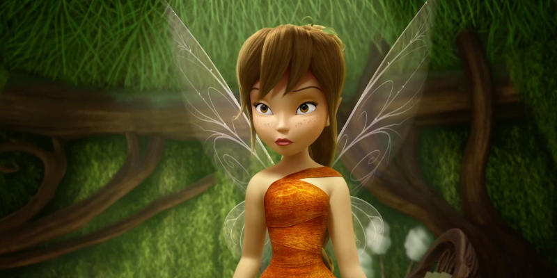 Tinker Bell And The Disney Fairies Are In A Brand New