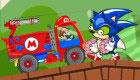 Mario Zombie Game