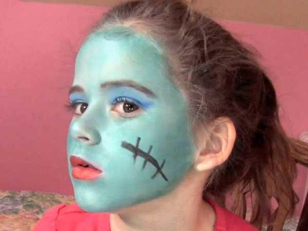 Monster High Girls Get The Makeup Look (video) - Hair U0026 Beauty Tips Blog - My Games 4 Girls