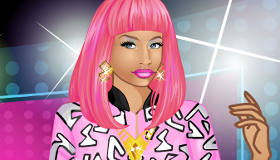 Nicki Minaj Diva Fashion