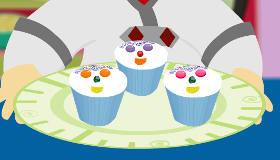 Christmas Cupcake Shop