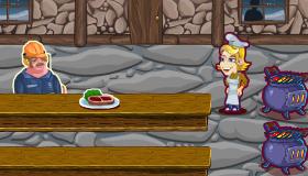 Restaurant game
