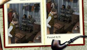 Sherlock Holmes Game