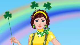 St Patrick's Day Dress Up