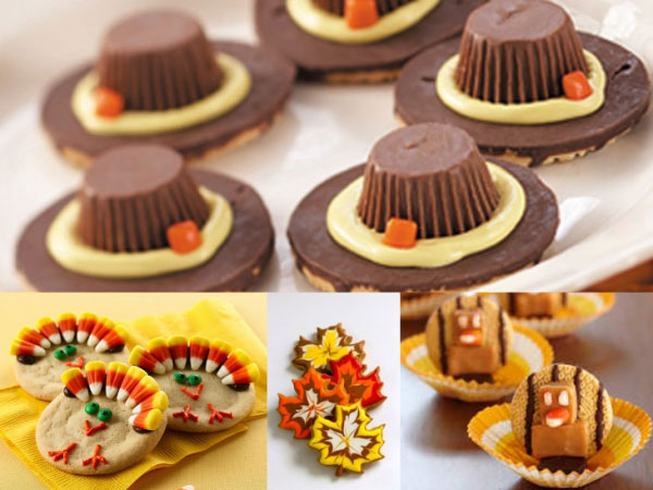 Thanksgiving recipes for kids fun stuff blog my games for Fun kid food crafts