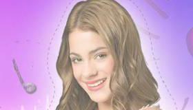 Violetta Memory Game