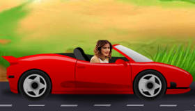Violetta Racing Game