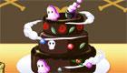 A halloween cake