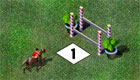 Horse Show Jumping Game!
