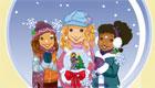 Make a Christmas Snow Globe!
