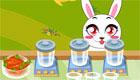 Rabbit cooking game