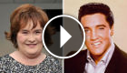 Susan Boyle ft Elvis Presley - O Come All Ye Faithful
