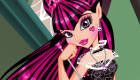 Monster High Makeover with Draculaura
