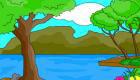 Coloring Landscapes