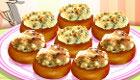 Cook Stuffed Mushrooms