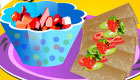 Fruit Salsa with Chips
