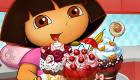 Dora the Explorer's Cupcakes