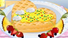 Waffle Decorating Game