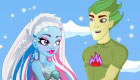 Monster High Couple Game