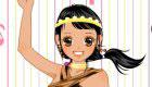 African Princess Dress up