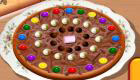 Cooking a Chocolate Pizza