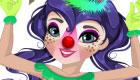Circus Girl Makeover