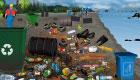 Clean Up a Polluted Beach