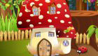 Decorating a Mushroom House