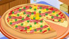 Tasty Pizza Decoration
