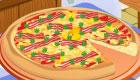 Tasty Pizza Decoration