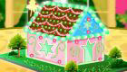 Decorating a Candy House