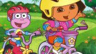 Dora the Explorer's Bike