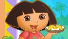 Dora in the Kitchen