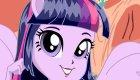 Twilight Sparkle the Equestria Girl