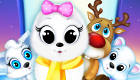 North Pole Animals Beauty Salon