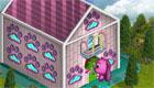 Girls house design game