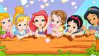 Princesses in love
