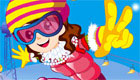 Snowboarder Dress Up